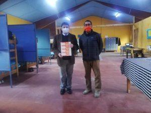 Empresa Abastible en Aysén realiza importante aporte a Albergue Municipal