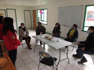 Barrio La Balsa renueva su Consejo Vecinal de Desarrollo y avanza en trabajo participativo de intervención