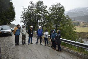 Hasta Villa Mañihuales se trasladó equipo consistorial de Aysén en una nueva jornada de Municipio en Terreno