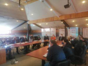 Mesa comunal de turismo de Aysén efectuó nueva sesión para abordar innovaciones en el rubro