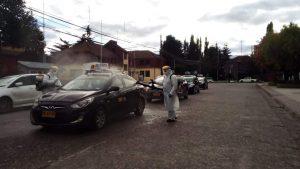 Municipio desarrollará jornada de sanitización masiva de vehículos en Puerto Chacabuco