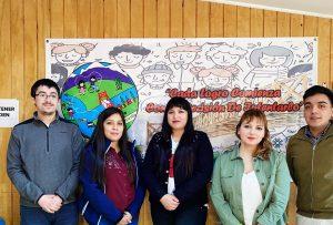 Profesionales de la Educación Municipal invitan a responder encuesta telemática a estudiantes y apoderados en Aysén