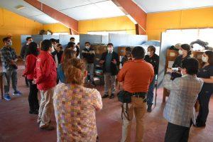 Tras gestión municipal Mideso anuncia extensión de financiamiento para albergue de Puerto Aysén