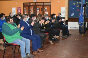 Autoridades y comunidad conmemoran un nuevo aniversario de Villa Mañihuales