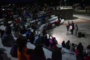 Municipio de Aysén efectuó actividades en el contexto de un nuevo aniversario de Puerto Chacabuco