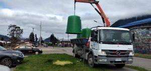 Exitosa recepción comunitaria marca el inicio de la campaña de recolección de vidrio en Puerto Aysén