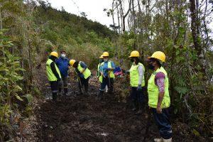 Alcalde Martínez aborda distintas inquietudes de vecinos y dirigentes de Islas Huichas