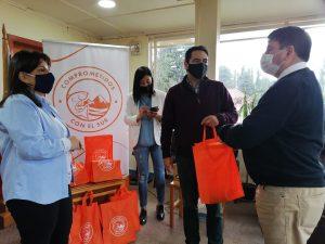 Municipio de Aysén recepcionó importante donación para enfrentar el avance de la pandemia