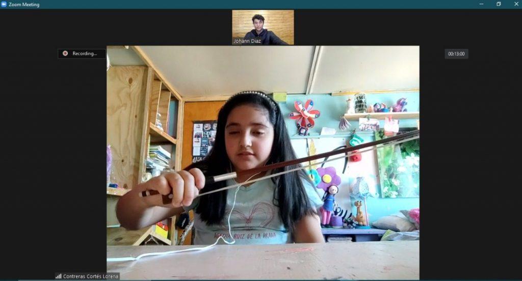 Iniciativa permitirá a estudiantes de Aysén perfeccionarse en instrumentos musicales