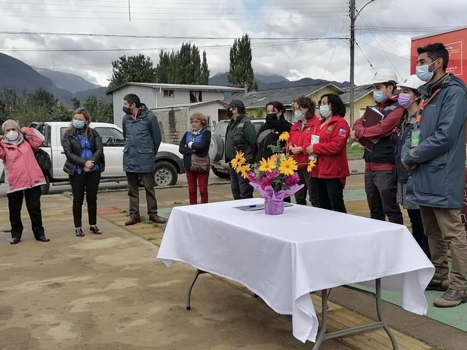 Con entrega de terreno inicia Obra de Confianza en Barrio Histórico La Balsa