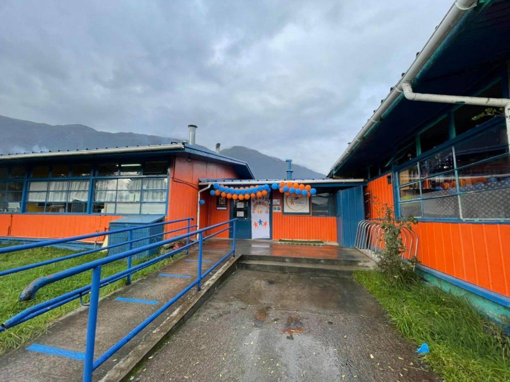 Escuela Despertar en Puerto Aysén celebró un nuevo aniversario destacando el compromiso de toda su comunidad educativa