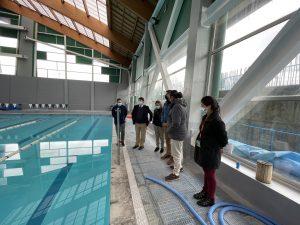 Polideportivo 21 de Abril vuelve a contar con piscina para la comunidad de Aysén