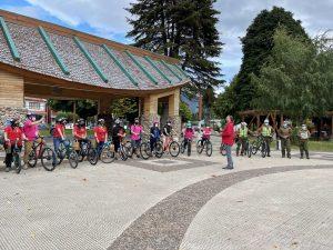 Senda y OPD Aysén participan en jornada de concientización y prevención de Seguridad Ciudanana