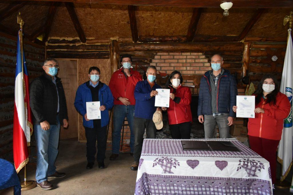 Vecinos de Valle Lagunas en la comuna de Aysén contarán con moderno sistema fotovoltaico