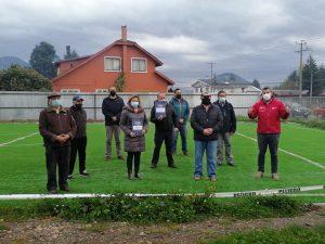 Aprueban recursos para dotar de alumbrado la cancha del Club Deportivo Hospital de Puerto Aysén