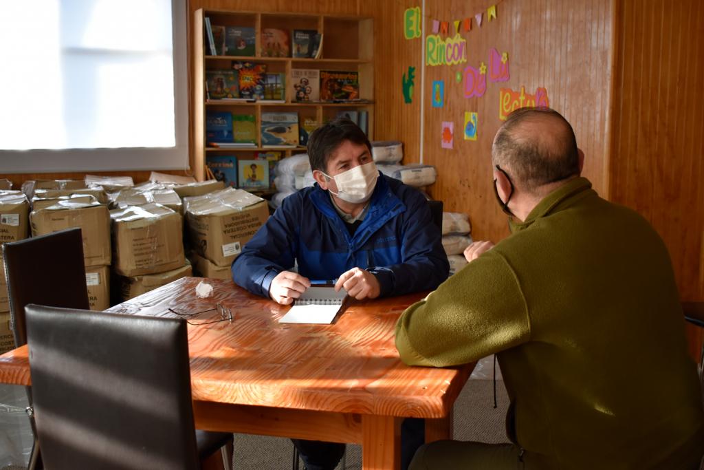 Municipio de Aysén reduce temporalmente atención a público ante el aumento de casos covid-19 en la comuna