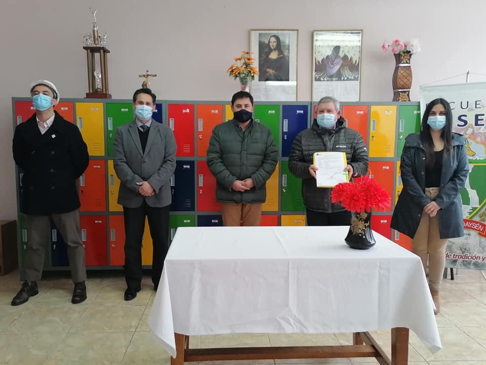 Más de $300 millones serán invertidos en proyecto de conservación de escuela Aysén