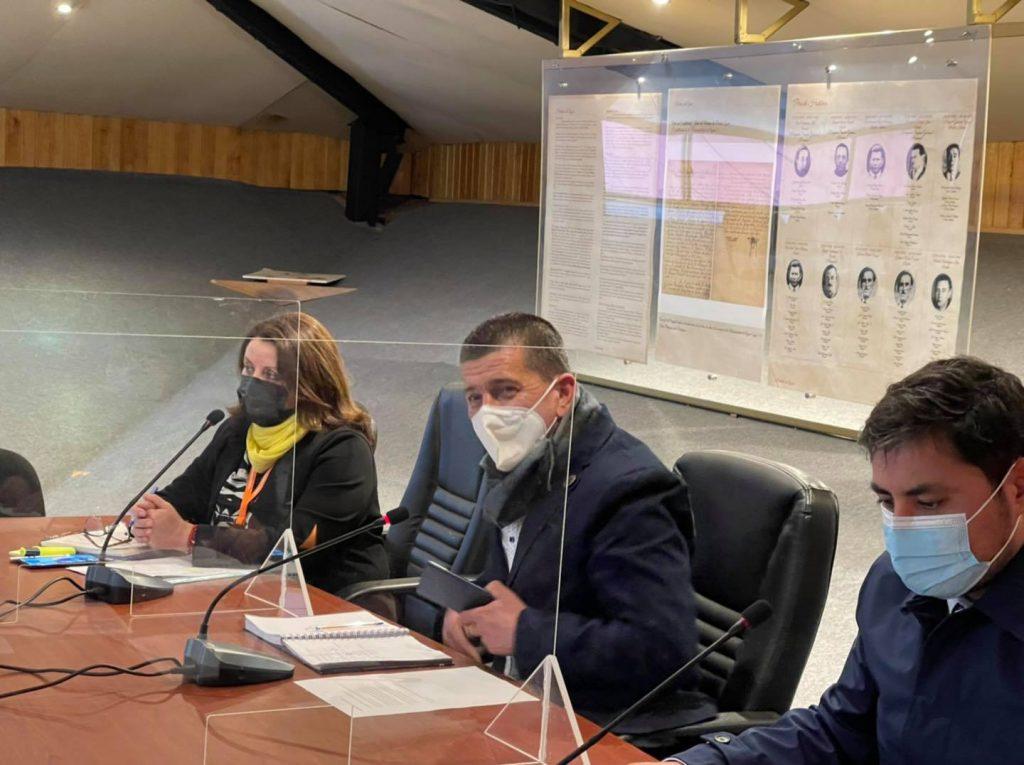 Consejo Comunal de Seguridad Pública de Aysén proyecta trabajo a futuro con fuerte alianza institucional