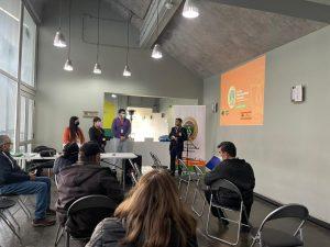 Municipio de Aysén desarrolla asesoría para la postulación a los Fondos destinados a personas mayores